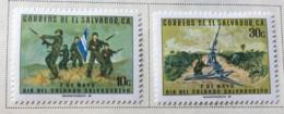 El Salvador - MH* - 1969 - # 811/812 - El Salvador