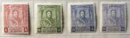 El Salvador - MH* - 1955 - # 674/677 - El Salvador