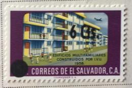 El Salvador - MH* - 1963 - # 7330/736 Short Set - El Salvador