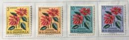 El Salvador - MH* - 1960 - # 714/717 - El Salvador