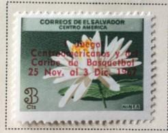 El Salvador - MH* - 1967 - # 779 - El Salvador