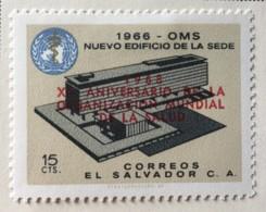 El Salvador - MH* - 1967 - # 783 - El Salvador