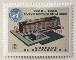 El Salvador - MH* - 1967 - # 778 - El Salvador