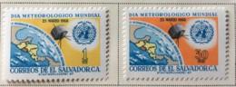 El Salvador - MH* - 1968 - # 781/782 - El Salvador