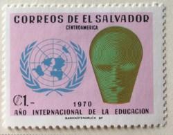 El Salvador - MH* - 1970-1971 - # 814/815 - El Salvador