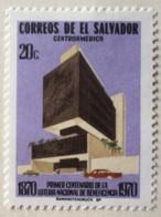 El Salvador - MH* - 1970-1971 - # 813 - El Salvador