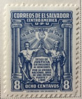 El Salvador - MH* - 1949 - # 614 - El Salvador