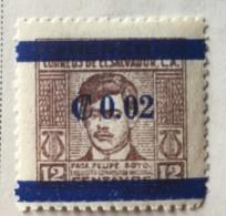 El Salvador - MH* - 1953 - # 627 - El Salvador
