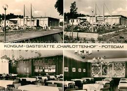 43354446 Potsdam Konsum Gaststaette Charlottenhof Potsdam - Potsdam