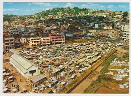 1673/ TANANARIVE. Marché D'Andravoahangy (1970s, Disparu). - Non écrite. Unused. No Escrita. Non Scritta. - Madagaskar