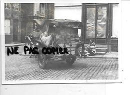 BELGIQUE CHARLEROI   1940  MARCHAND DE CHARBON ? - Charleroi