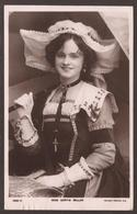 POSTCARD. EDWARDIAN ACTRESS. GERTIE MILLAR. ROTARY. USED. - Entertainers