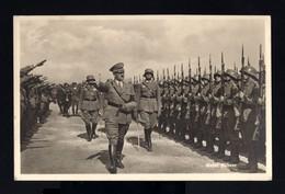 TC002-GERMAN EMPIRE-PROPAGANDA POSTCARD ADOLF HITLER,1936.WWII.NNurnberg.DEUTSCHES REICH.POSTKARTE.carte Postale. - Germany