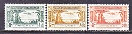 DAHOMEY  C 3-5   * - Dahomey (1899-1944)