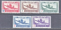 DAHOMEY  C 6-10  *  VICHY - Dahomey (1899-1944)