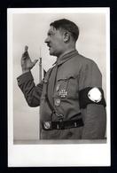 J118-GERMAN EMPIRE-PROPAGANDA POSTCARD ADOLF HITLER.WWII.Hoffmann.DEUTSCHES REICH.POSTKARTE.carte Postale. - Allemagne
