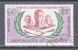 DAHOMEY  C 26   (o)   I.C.Y. - Dahomey (1899-1944)