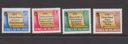 Tokelau SG 16-19 1969 History Of Tokelau,mint Never Hinged - Tokelau