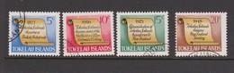 Tokelau SG 16-19 1969 History Of Tokelau,used - Tokelau