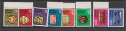 Tokelau SG 25-32 1971 Handicrafts,mint Never Hinged - Tokelau