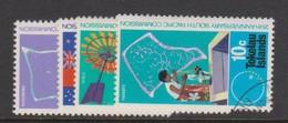 Tokelau SG 33-36 1972 25th Anniversary Of SPC,used - Tokelau