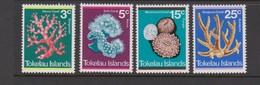 Tokelau SG 37-40 1973 Coral,mint Never Hinged - Tokelau