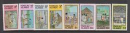 Tokelau SG 49-56 1976 Definitives,mint Never Hinged - Tokelau