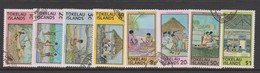 Tokelau SG 49-56 1976 Definitives,used - Tokelau
