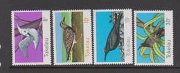 Tokelau SG 57-60 1977 Birds,mint Never Hinged - Tokelau