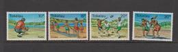 Tokelau SG 69-72 1979 Local Sports,mint Never Hinged - Tokelau