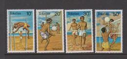 Tokelau SG 72-80 1981 Sports,mint Never Hinged - Tokelau