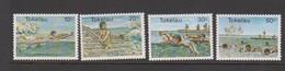 Tokelau SG 73-76 1980 Water Sports,mint Never Hinged - Tokelau