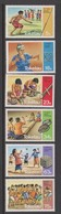 Tokelau SG 97-102 1983 Traditional Pastimes,mint Never Hinged - Tokelau
