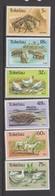 Tokelau SG 136-141 1986 Agricoltural Livestock,mint Never Hinged - Tokelau