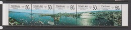 Tokelau SG 154-158 1988 Australia Bicentenary ,mint Never Hinged - Tokelau