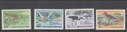 Tokelau SG 201-204 1993 Birds,mint Never Hinged - Tokelau