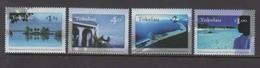 Tokelau SG 264-267 1997 50th Anniversary South Pacific Commission,mint Never Hinged - Tokelau