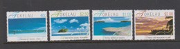 Tokelau SG 325-328 2001 Scenes,mint Never Hinged - Tokelau