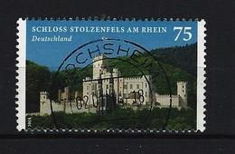 BUND - Mi-Nr. 3049 Schloss Stolzenfels Am Rhein Gestempelt (2) - Gebraucht