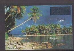 Tokelau SG MS 361 2004 NZ Prime Minister Visit  Miniature Sheet,mint Never Hinged - Tokelau