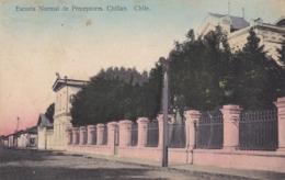 CHILI ESCUELA NORMAL DE PRECEPTORES CHILLAN - Cile