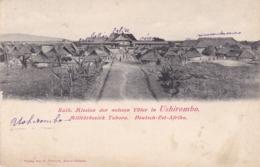 TANZANIE USHIROMBO KATH. MISSION DES WEISSEN VATER - Tanzania