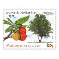Portugal ** & Alentejo And Algarve, Self Adhesives, Mediterranean Trees, Arbutus Unedo 2019 (3720) - Arbres