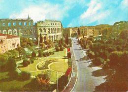 Pula (Croatie) - Amfiteatar (Amphithéâtre) - Carte Non Circulée - Croatia