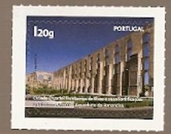 Portugal ** & Alentejo Self Adhesives, UNESCO Heritage, Elvas Frontier Barracks And Fortifications, Aqueduct 2019 (3826) - Militaria