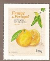 Portugal ** & Alentejo And Algarve, Self Additives, Fruits Of Portugal, Cítrinos Do Algarve 2019 (3820) - 1910-... République
