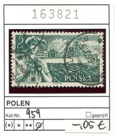Polen - Poland - Pologne - Michel 959 - Oo Oblit. Used Gebruikt - 1944-.... Republik