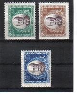 POL396 UNGARN 1925 MICHL 398/00 (*) FALZ SIEHE ABBILDUNG - Ungebraucht