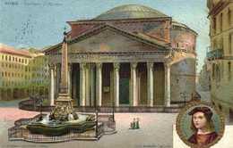 Lit Brerardi ROMA  Pantheon D' Agripa Raffaello RV Cachet Hotel De Londres - Roma (Rome)