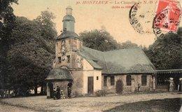 HONFLEUR ( 14 ) - La Chapelle De Notre Dame De Grace - Honfleur
